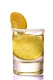 Tir de tequila photo libre de droits
