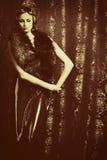 Tir de vintage Photos libres de droits