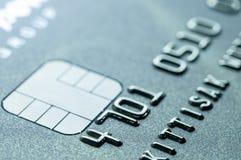 tir discret de carte de crédit Photos libres de droits