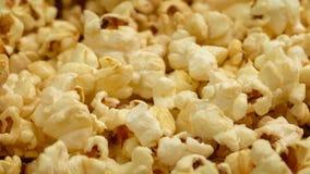 Tir mobile de maïs éclaté d'or banque de vidéos