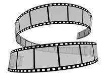 Tira 11 da película Imagem de Stock