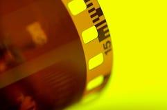 Tira 2 de la película Fotos de archivo libres de regalías