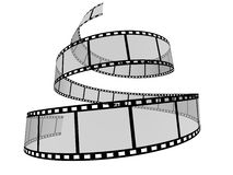 Tira 8 da película ilustração stock