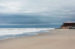 Tira costera Fotografía de archivo libre de regalías