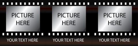 Tira da FIM Fotografia de Stock