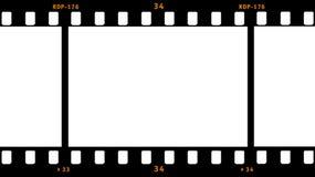 Tira da película Foto de Stock Royalty Free