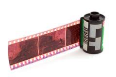 Tira da película Fotografia de Stock