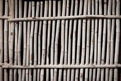 Tira de bambú Imagen de archivo