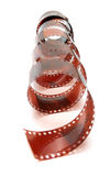 Tira de la película Imagen de archivo