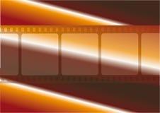 Tira de la película Imágenes de archivo libres de regalías