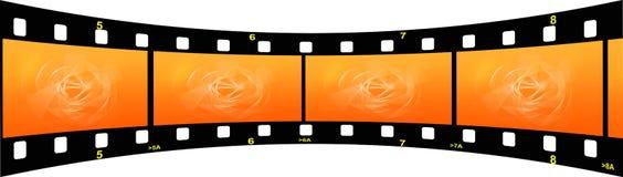 Tira de la película stock de ilustración