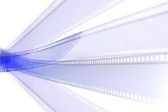 tira de la película de 35m m Imagen de archivo libre de regalías