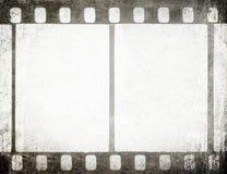 Tira de la película de la vendimia Imagen de archivo libre de regalías