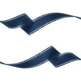Tira de la película negativa Fotografía de archivo