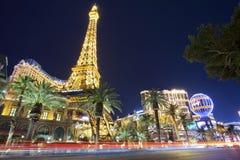 Tira de Las Vegas. Foto de Stock