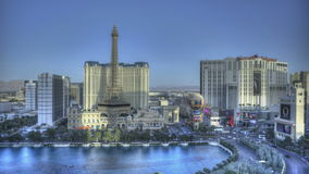 Tira de Las Vegas metrajes