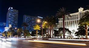 Tira de Las Vegas Imagens de Stock Royalty Free