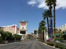 Tira de Las Vegas Fotos de archivo