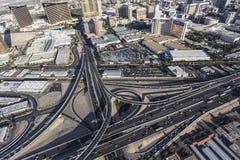 Tira de Las Vegas e 15 de um estado a outro Imagens de Stock Royalty Free