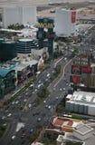 Tira de Las Vegas en el d3ia fotos de archivo