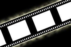 Tira do filme negativo Imagem de Stock Royalty Free