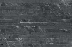 A tira paraleliza a textura sem emenda do revestimento da parede de pedra Fotos de Stock Royalty Free
