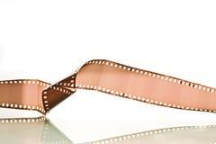 Tira torcida de la película Fotografía de archivo libre de regalías