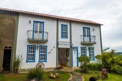 Tiradentes hostel royalty free stock photography