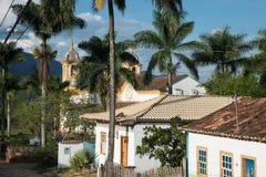 Tiradentes, Minas Gerais Brazil photographie stock libre de droits