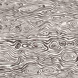 Tirado à mão cubra a textura de madeira Fotografia de Stock Royalty Free