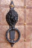 Tirador de puerta Imagenes de archivo