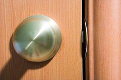 Tirador de puerta Fotografía de archivo libre de regalías