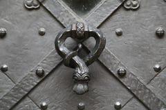 Tirador de puerta Fotos de archivo