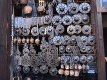 Tiradores de puerta de Safranbolu Fotos de archivo libres de regalías