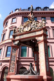 Tiraggio antico bene a Mainz fotografia stock