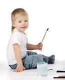 Tiraggio dei bambini immagini stock libere da diritti