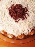 tiramisu десерта торта Стоковое Изображение