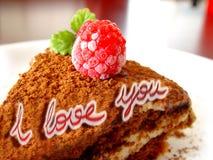 tiramisu десерта Стоковая Фотография RF