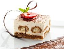 tiramisu десерта Стоковые Изображения
