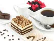 tiramisu десерта Стоковые Фото