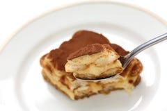 tiramisu итальянки десерта Стоковые Фотографии RF