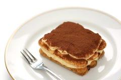 tiramisu итальянки десерта Стоковое Изображение RF
