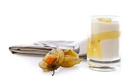 tiramisu лимона Стоковые Изображения RF
