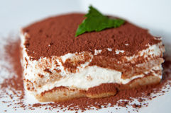 Tiramisu Stock Photos