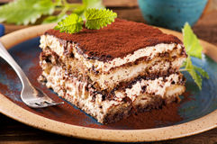 Free Tiramisu Royalty Free Stock Images - 25591049