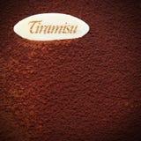 Tiramisu Zdjęcie Royalty Free