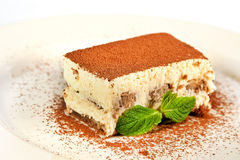 Tiramisu Fotos de Stock Royalty Free