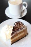Tiramisu cake Stock Image