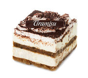 Tiramisu, cake Stock Photos