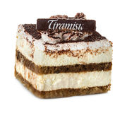 Tiramisu, cake Royalty Free Stock Images